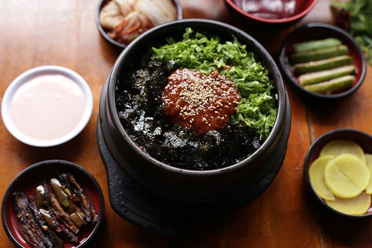 cơm trộn sanchang